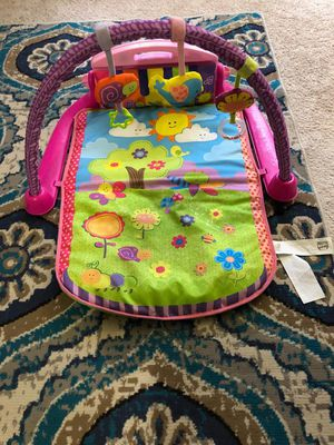 Baby play mat with piano for Sale in Herndon, VA