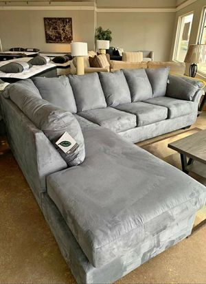 ✅BRAND NEW ✅SPECIAL] Darcy Steel LAF Sectional for Sale in Columbia, MD