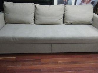Ikea Beige Sleeper Sofa for Sale in Brandon,  FL