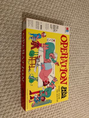 FREE! Operation board game for Sale in Winfield, IL