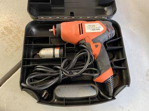 Black & Decker corded drill for Sale in Turlock, CA