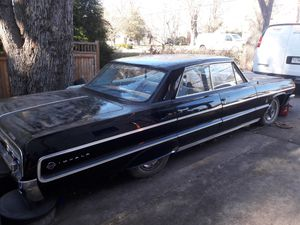 1964 Chevrolet impala 4 door with SS package 327 for Sale in Vienna, VA