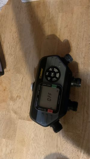 Melnore water timer for Sale in Los Angeles, CA