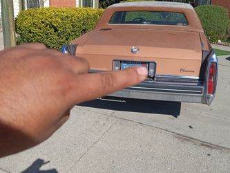 Cadilac Fleetwood 1984 for Sale in San Jose, CA