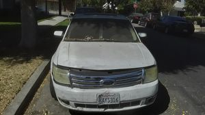 2008 Ford Taurus with a 3.5 V6 engine for Sale in San Bernardino, CA