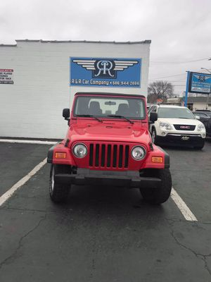 2006 Jeep Wrangler for Sale in Clinton Township, MI
