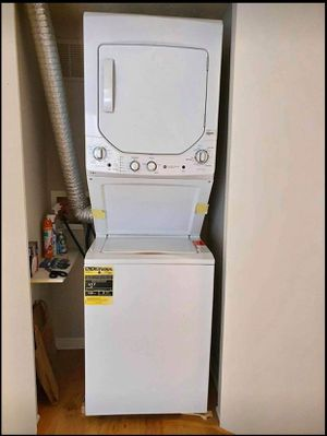 Brand new electric stackable washer and dryer for Sale in Gulfport, FL