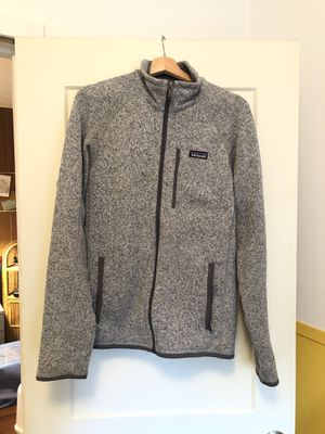 Men's Medium Patagonia Better Sweater - full zip for Sale in Portland, OR