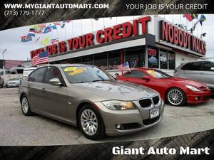 2009 BMW 3 Series for Sale in Houston, TX