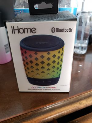 I home bluetooth speaker brand new for Sale in Pittsburgh, PA