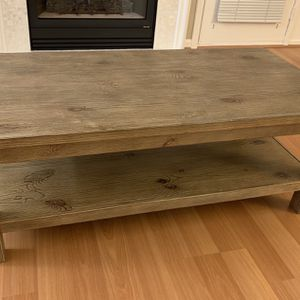 Farmhouse Coffee and End Tables for Sale in Rockville, MD