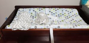Changing table base + pad + covers for Sale in Tacoma, WA