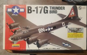 Used, B-17G Thunderbird Model for Sale for sale  Florissant, MO