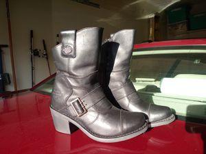 Harley Davidson Ladies Boots sz. 7.5 for Sale in BELLEAIR BLF, FL