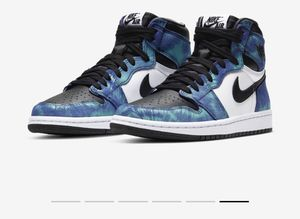 Jordan 1 Retro High OG Tie Dye Women's Size 8, Men size 6.5 for Sale in Aspen Hill, MD