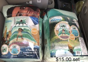 Comforter set Moana for Sale in Aurora, CO
