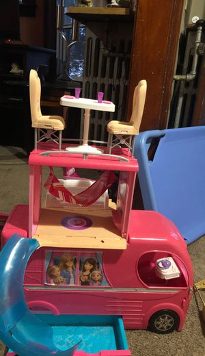 Barbie pop up camper for Sale in West Hartford, CT