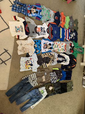 Boys 18 month clothes for Sale in Milton, FL