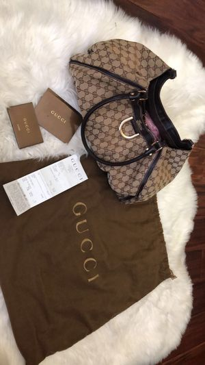 Authentic Gucci Large D-Ring Hobo for Sale in Glendale, AZ