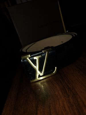 Louis Vuitton Paris Belt for Sale in Pueblo, CO