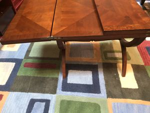 Folding end table for Sale in Chantilly, VA