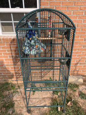 Green Bird Cage for Sale in Conyers, GA