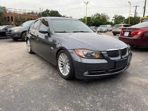 2007 BMW 3 SERIES 335I for Sale in San Antonio, TX