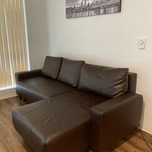 Sleeper Sectional Couch DJURSBO for Sale in Oregon City, OR