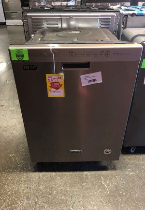 Maytag Front Control Dishwasher Stainless Steel 1U for Sale in San Marino, CA