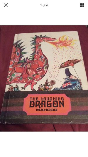 THE LAUGHING DRAGON Kenneth Mahood 1970 VTG Japanese Tale Children's Book for Sale in Portland, OR