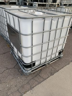 256 gallon totes for Sale in Buckeye, AZ