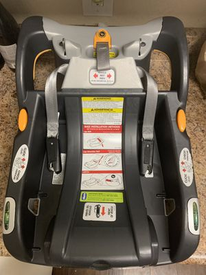 Chicco Keyfit 30 base. Exp August 2023 for Sale in Apache Junction, AZ