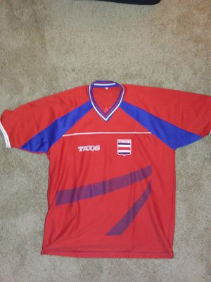 Costa Rica Soccer Jersey for Sale in Hardeeville, SC