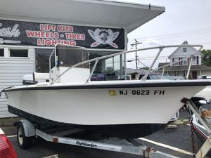 1987 Dusky Center Console Boat for Sale in Long Branch, NJ