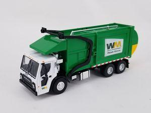 1:64 Waste Management Garbage truck diecast model Greenlight custom for Sale for sale  Irvine, CA