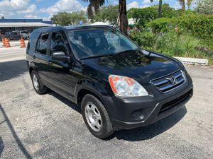 2006 Honda CRV AWD MINT for Sale in Miami, FL