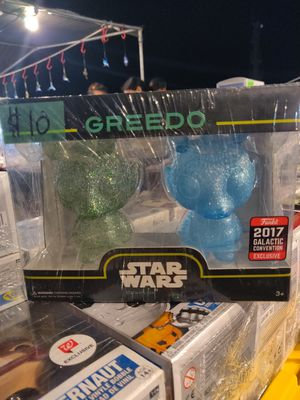 Greedo pop 2017 galactic convention exclusive ( star wars ) for Sale in Pomona, CA