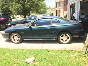 1996 Ford Mustang Gt (For Sale) for Sale in Hiram, GA
