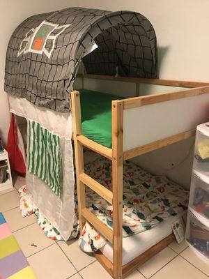 Ikea Kura bunk bed kids for Sale in Miami, FL