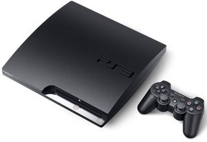 Ps3 slim with games and one controller plus 25.00 in shipping fees for Sale in Albany, GA