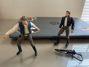 Star Wars Han Solo action figure for Sale in Hanscom Air Force Base, MA