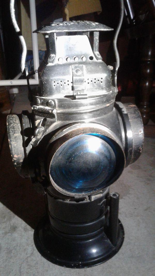 Adlake no sweat lamp Chicago