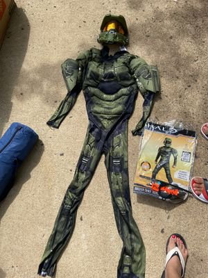 Halo costume boys for Sale in Haymarket, VA
