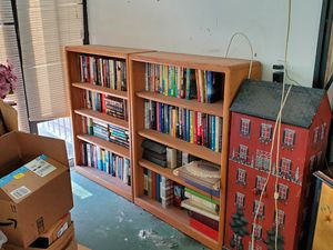 Wooden bookshelves (3) for Sale in San Diego, CA