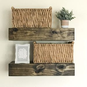 Two floating shelves for Sale in Tampa, FL