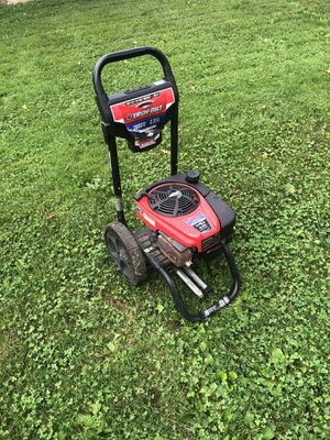 Troy bilt pressure washer for Sale in Staten Island, NY