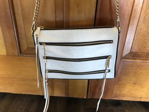 Rebecca Minkoff color block black and white crossbody Bag for Sale in Tempe, AZ
