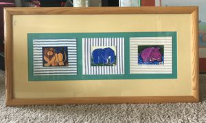 Zoo Parade in Phoenix Gallery custom frame for Sale in Aurora, IL