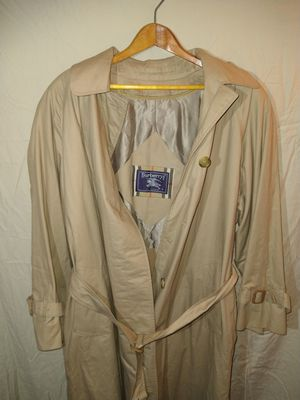 Burberry coat for Sale in Bothell, WA