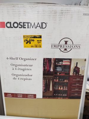 ClosetMaid built-in closet organizers starting at just $50 for Sale in Apple Valley, CA
